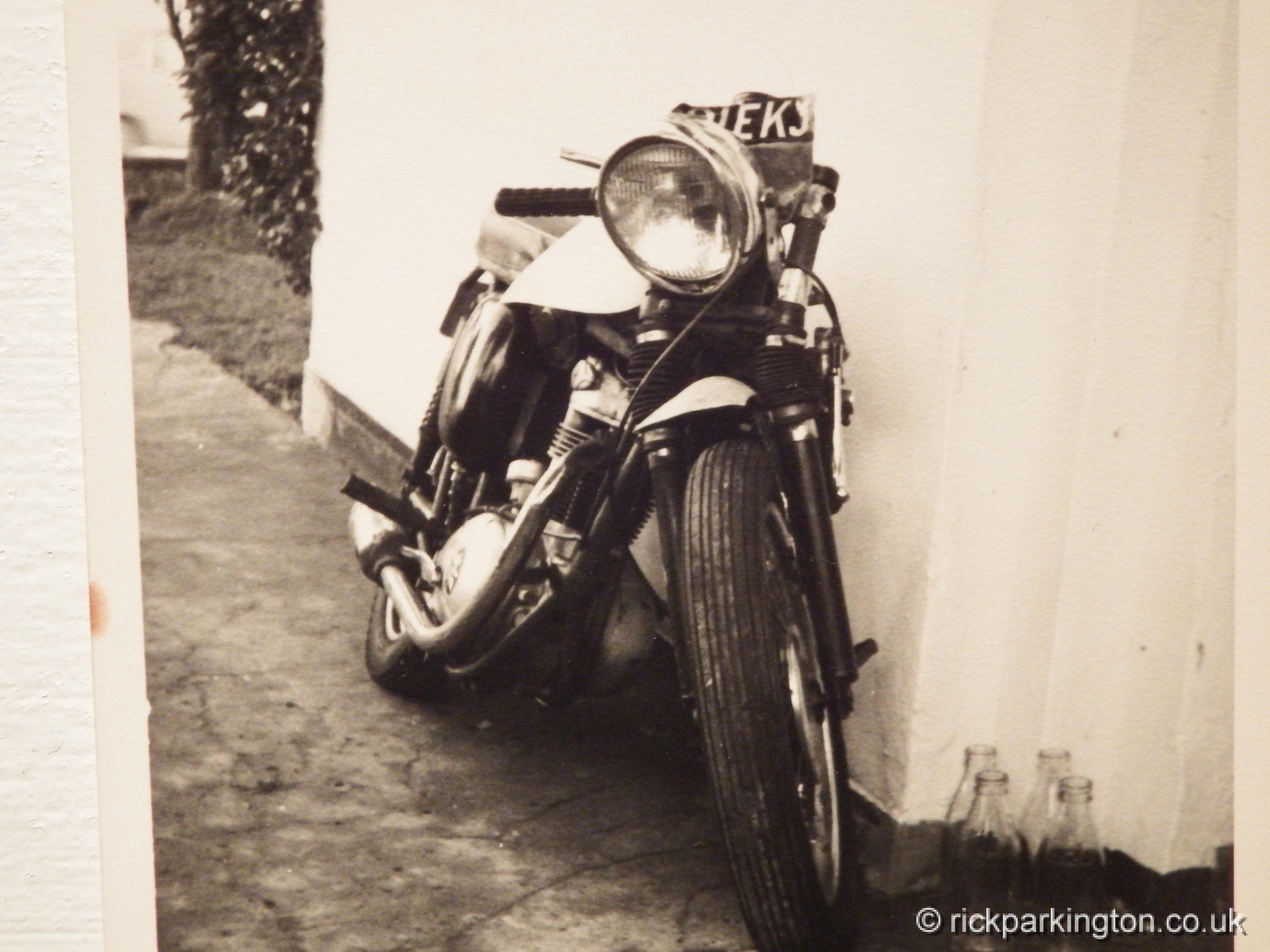 My Bikes   Rick Parkington's Classic Bike Workshop